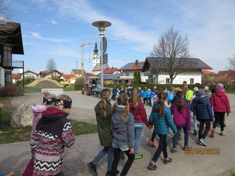 Schöne Hebfeier in Wonneberg