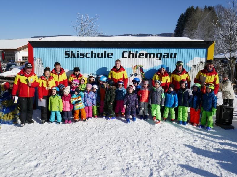 Skikurs Kindergarten Wonneberg 2020