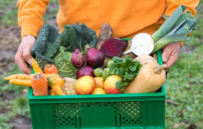 Mehr frische Produkte aus der Region – das will die Ökomodellregion erreichen.