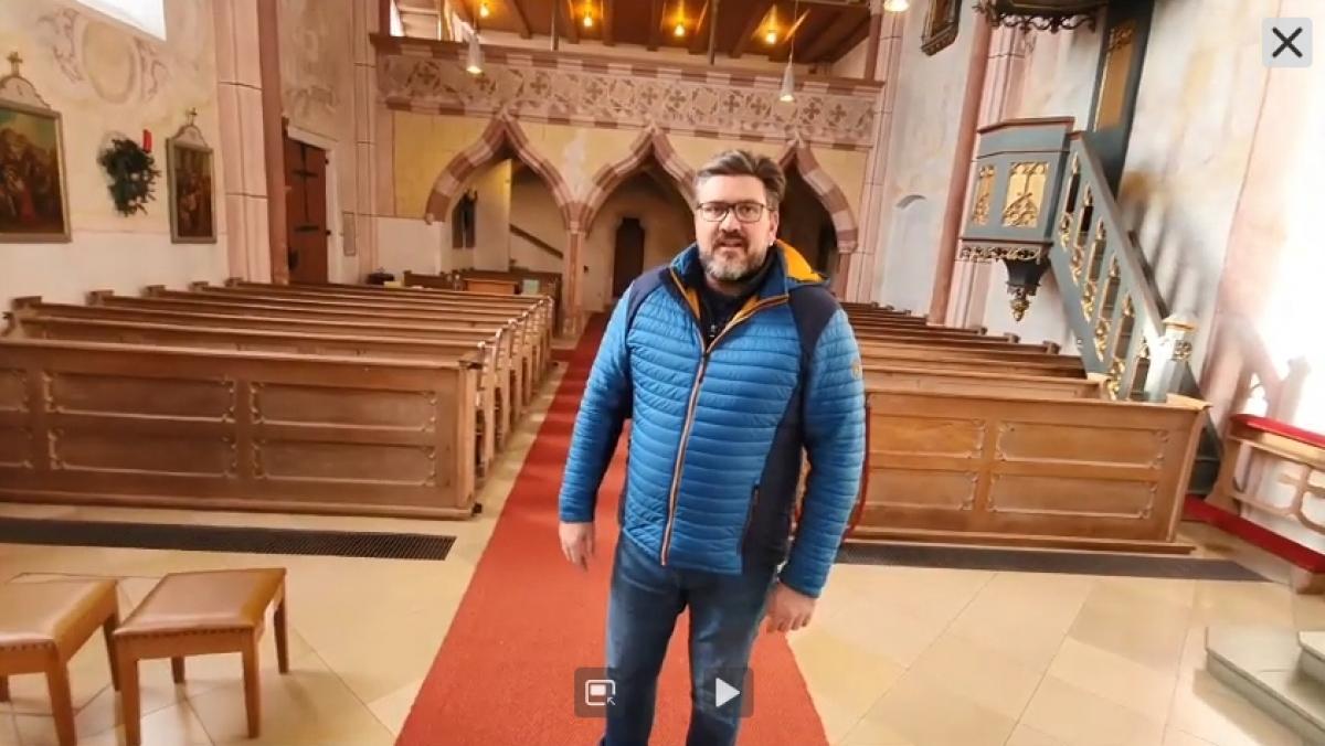 Erklärfilm zur Wallfahrtskirche St. Leonhard