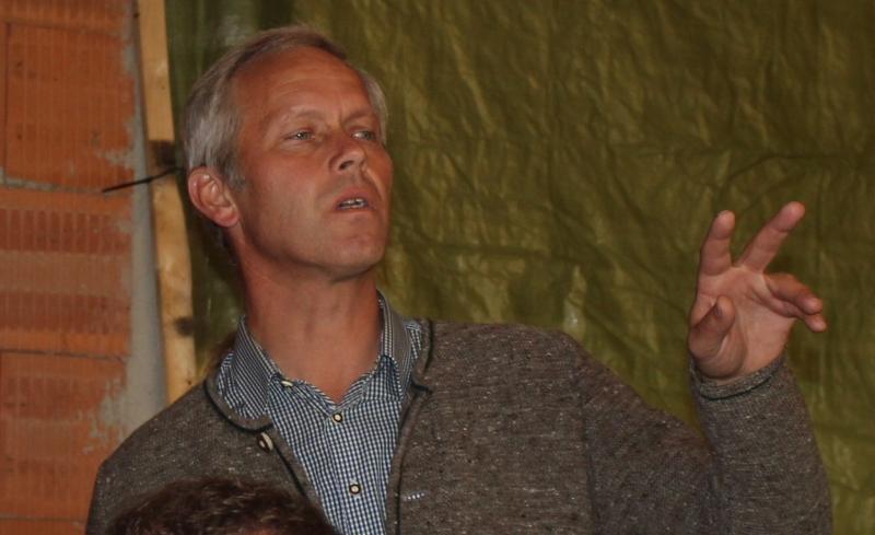 Bürgermeister Martin Fenninger