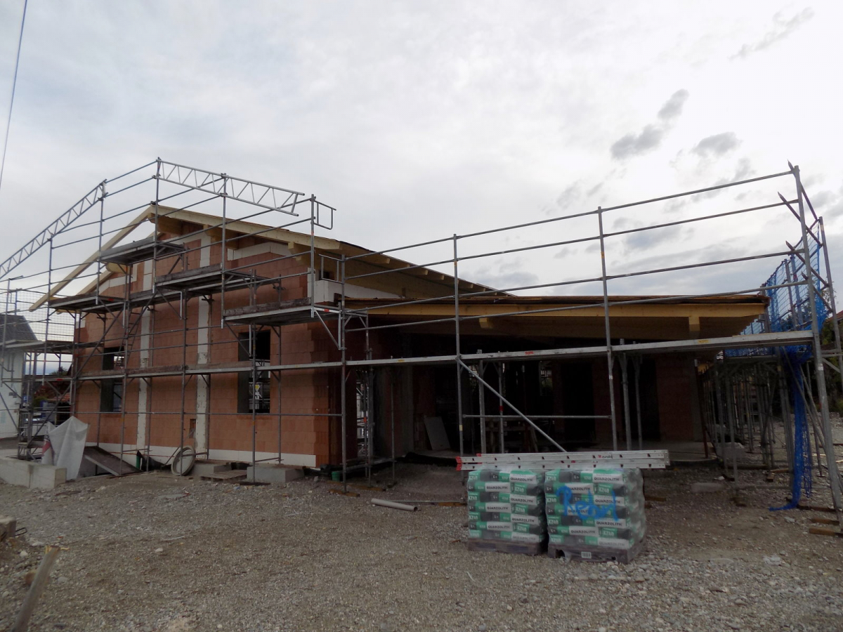 Farbvorschläge für das Wonneberger Bürgerhaus sind erwünscht.