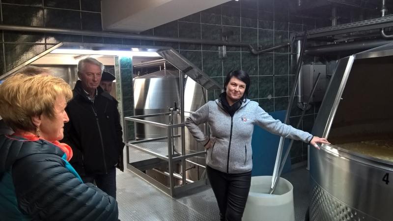 Wissenswertes rund um die Bierherstellung –  Wonneberger Gartler besichtigen die Schönramer Brauerei