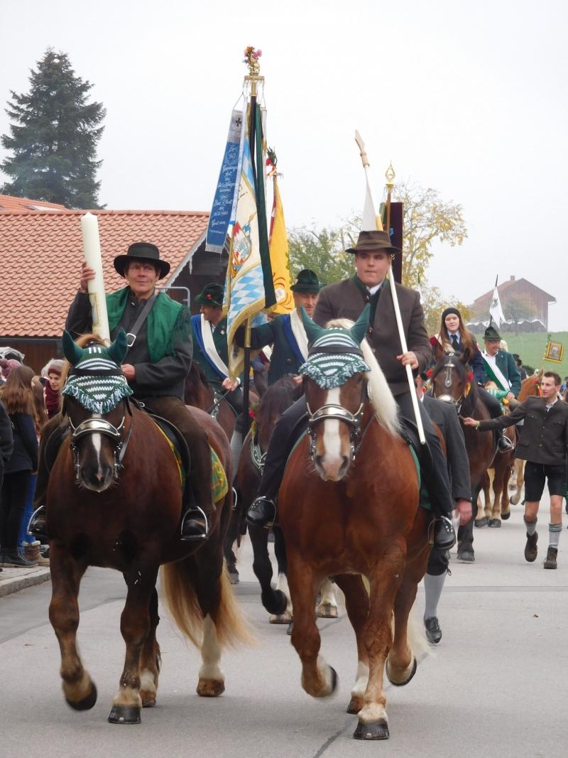 Leonhardi-Ritt in St. Leonhard
