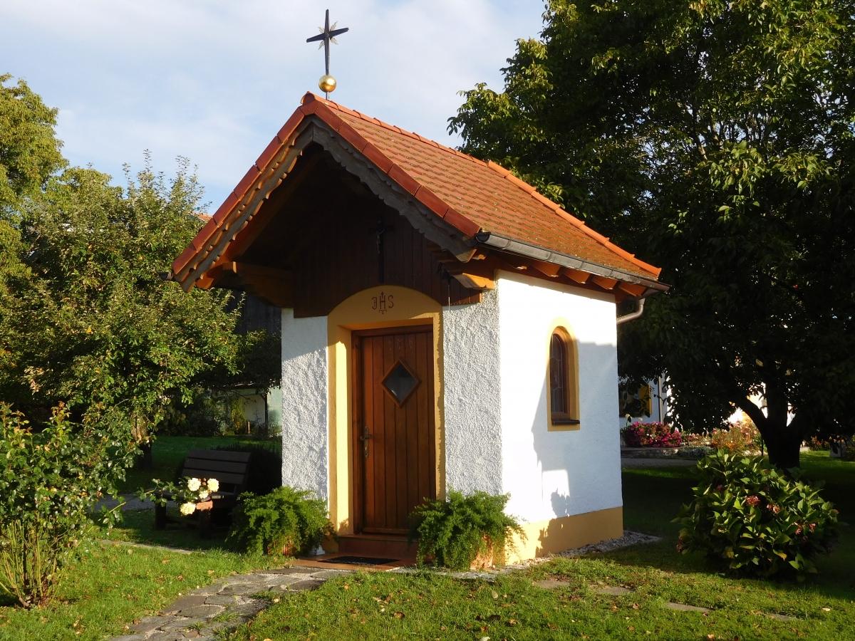 die Kapelle in Enzersdorf
