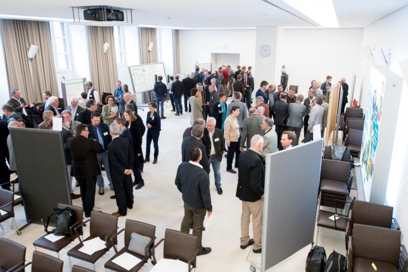 """Ökomodellregion beteiligt sich am """"Forum Biodiversität"""" des Bayerischen Staatsministeriums in München"""