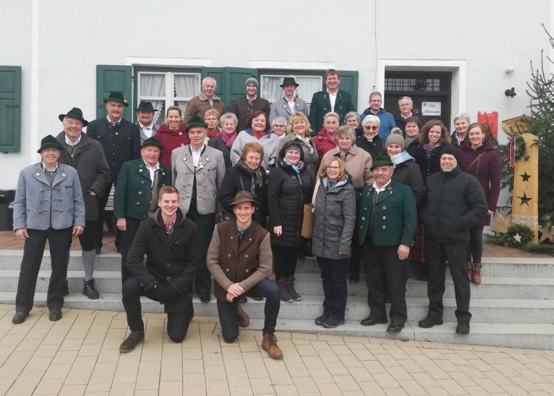 """Vereinsausflug des GTEV """"Surtal"""" Lauter nach Holzhausen"""