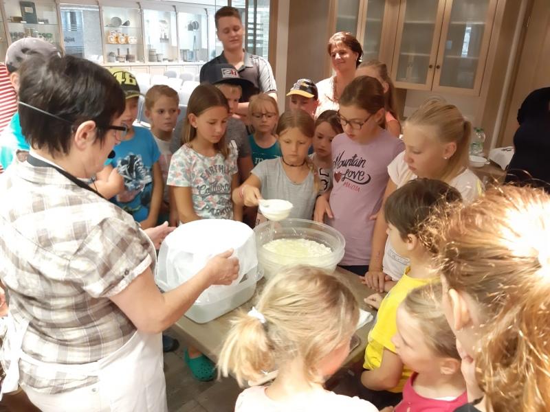Ferienprogrammausflug des Gartenbauvereins Wonneberg